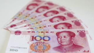 Китай записа най-големия ръст на юана от 11 години насам