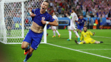 Чувал с мазилка едва не убива една от звездите на Евро 2016