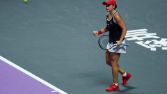 Ашли Барти победи Свитолина и триумфира в Шампионата на WTA
