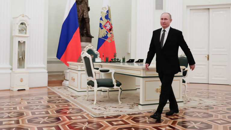 Снимка: Путин: Руските ваксини са ефективни срещу нови коронавирус мутации