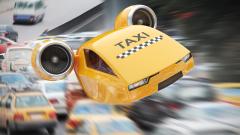 Airbus прави крачка напред в разработването на безпилотни летящи таксита