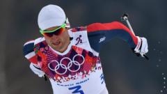Норвегия окупира върха в ски-бягането