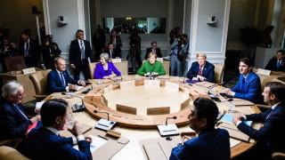Тръмп остана сам в Г-7 по руската тема