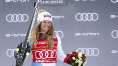 Швейцарката Корине Зутер спечели спускането в Алтенмаркт-Цаунхензее