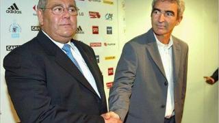 Осъдиха бившия президент на френската футболна федерация