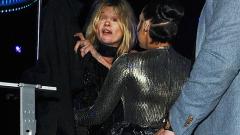Кейт Мос нападна папарак в парижки клуб (СНИМКИ)