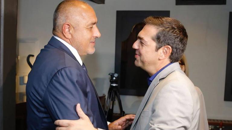 Борисов и Ципрас подкрепят интерконектора Гърция-България