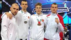 Още медали от таекуондото и шанс за класиране в сериите Гран при