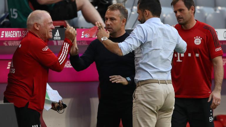 Дългогодишен треньор в Байерн напуска заради Нагелсман