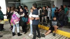 Мощно земетресение от 8,1 по Рихтер край Мексико