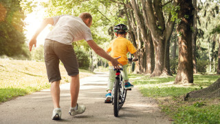 Как да бъда модерен татко