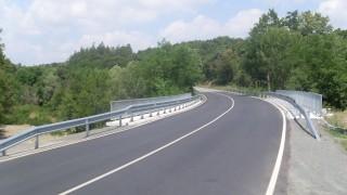 """Завърши ремонта на моста до военния полигон """"Ново село"""""""