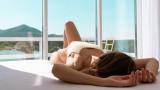 Няколко доказани ползи от спането по гръб