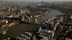 Лондон е най-бързо развиващият се град в Европа
