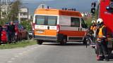Жена и дете загинаха при тежка катастрофа на пътя Варна-Бургас