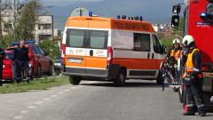 57-годишна почина при тежка катастрофа край Мездра