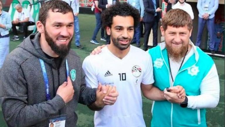 Националният отбор на Египет и по-специално звездата на отбора Мохамед