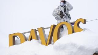 Забравете за климатичните промени, до Давос предпочитат с частни самолети