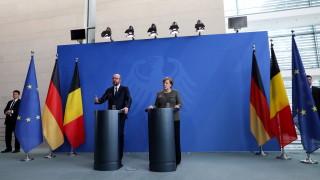 Няма да има повече предложения към Лондон за Брекзит, категорична Меркел