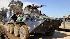 Иракските сили спряха настъплението си в Мосул заради многото цивилни жертви