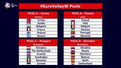 Българките са в група със Сърбия и Турция на Евроволей 2019