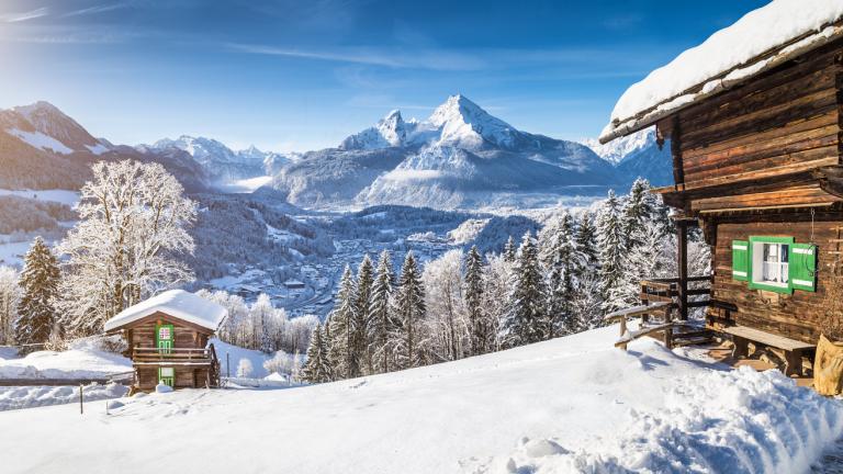 Чужденците, преместили се в Швейцария, която е дом на някои