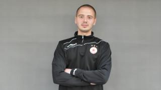Бивш треньор в ЦСКА се присъедини към Царско село