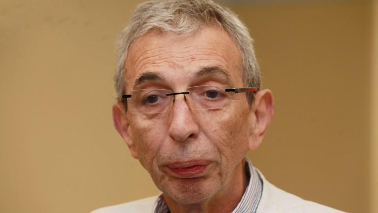 Павел Васев е в стабилно състояние