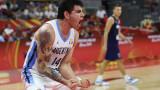 Аржентина е първият полуфиналист на Световното първенство по баскетбол в Китай