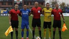 Станислав Тодоров ще ръководи баража за Лига Европа