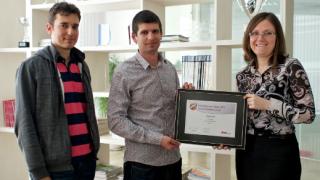 Telerik взе приз за най-добър работодател в Източна Европа