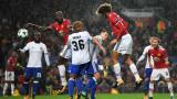 Класика за Манчестър Юнайтед срещу Базел, Погба се контузи