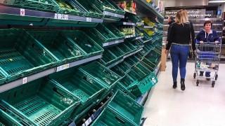 Брекзит ще увеличи разходите за доставки на храна. Изправена ли е Северна Ирландия пред хранителна криза?