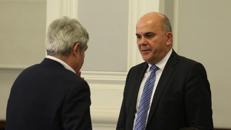 Здравният министър Кирил Ананиев иска конструктивни решения за сектор Здравеопазване.