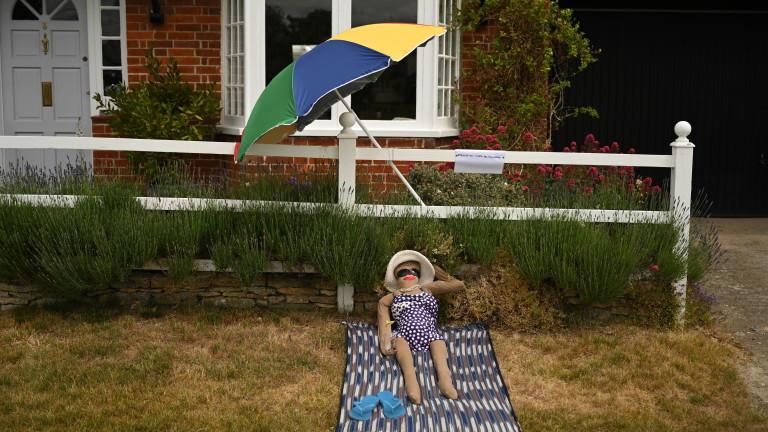 Летните ваканции изглеждат все по-малко вероятни за британците, след като