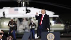 """Тръмп обещава """"адска битка"""" за президентския пост"""