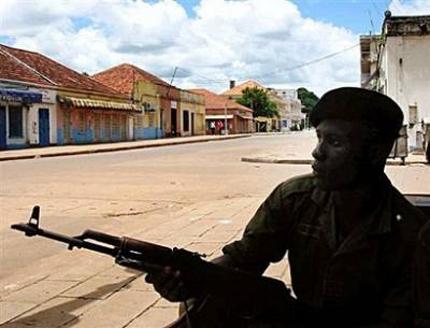 Убиха президента на Гвинея-Бисау