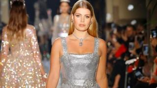 Племенницата на принцеса Даяна дефилира на Седмицата на модата в Милано