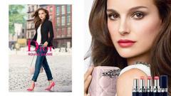 Устните на Натали Портман вдъхновиха Dior