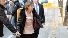 Бивши каталунски депутати се явиха пред съда в Мадрид