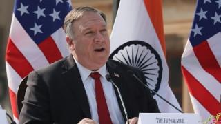 САЩ подписа военен пакт с Индия срещу заплахата Китай