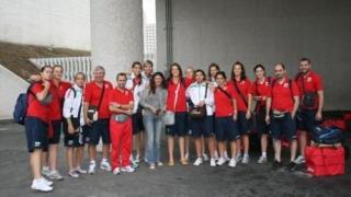 Девойките на Стоян Гунчев - отбор на месец юли