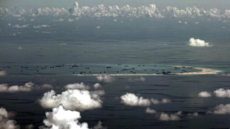 Китай разполага крилати ракети в Южнокитайско море