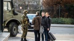 Протест на военните в Белгия срещу пенсионната реформа