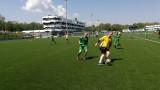 """Дипломати играят футбол благотворително на базата в """"Бояна"""""""