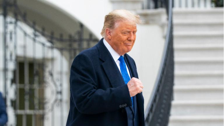 БВП на САЩ литна с 33,1% нагоре, бонус за Тръмп