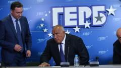 ГЕРБ предлагат Митов за премиер, правителство за пример и връщат мандата