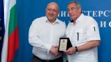 Mинистър Кралев се срещна с президента на руската тенис федерация Шамил Тарпищев