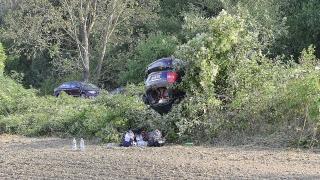 Шофьорка загина при челен сблъсък край Микре