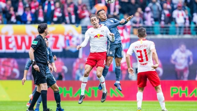 Байерн (Мюнхен) не успя да спечели гостуването си на РБ